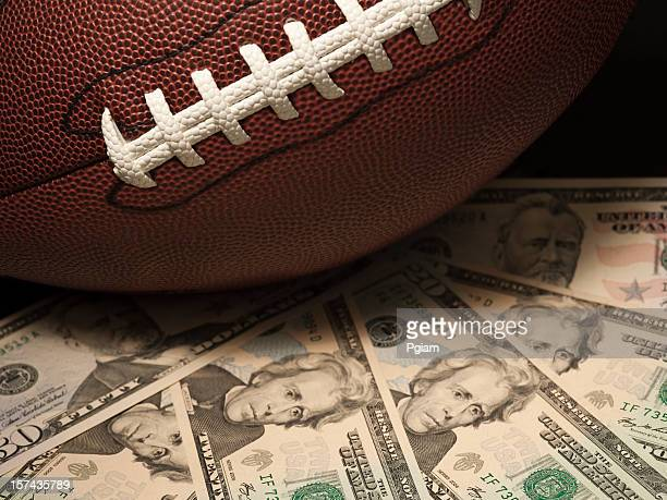 American football Superbowl gambling