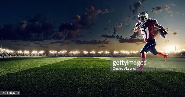 football américain en action