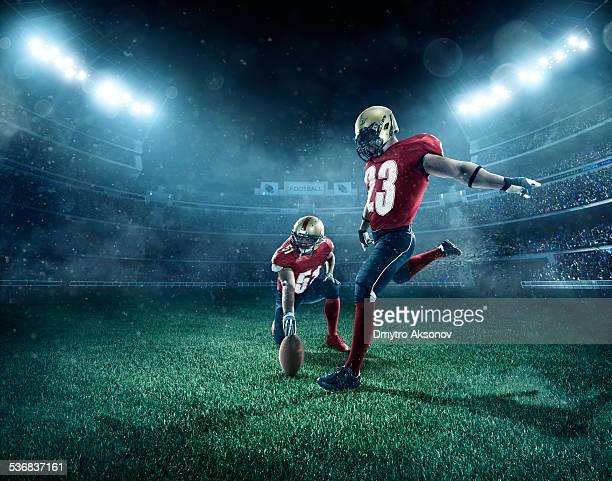 football américain Coup d'envoi