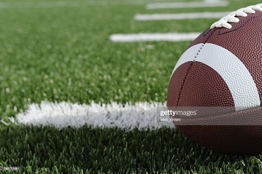 American Football : Stock Photo