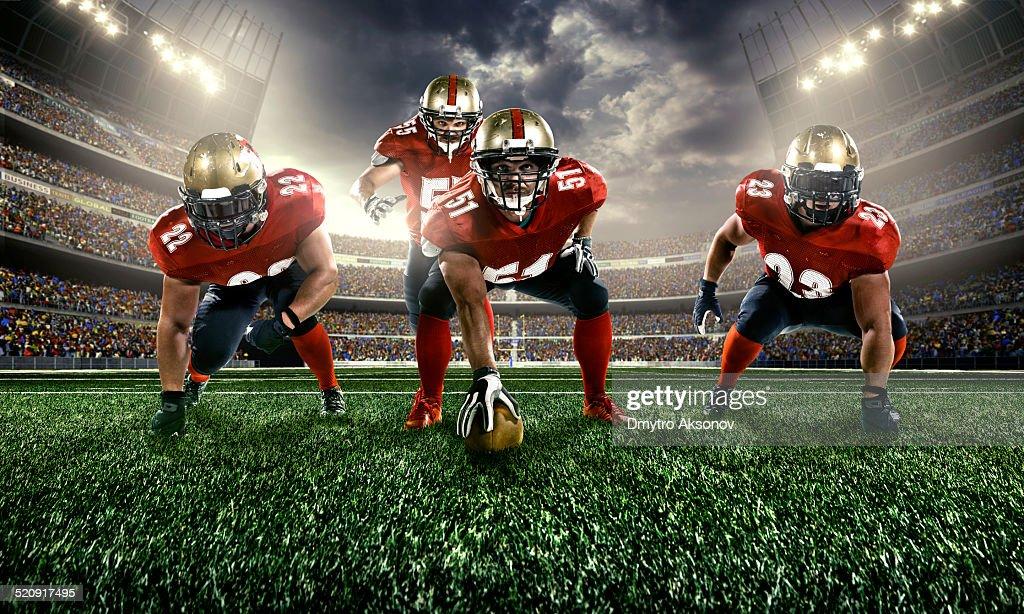 american football bilder