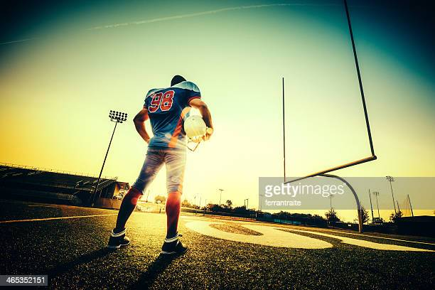 Joueur de Football américain
