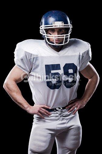 Football Spieler