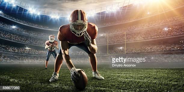 Petit Joueur de football américain
