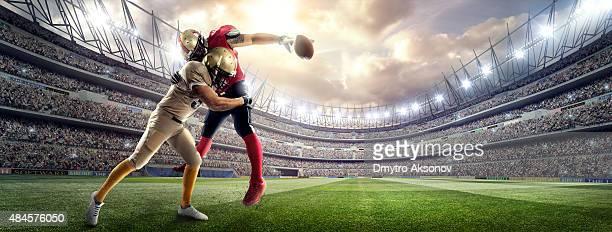 アメリカン・フットボールプレーヤー