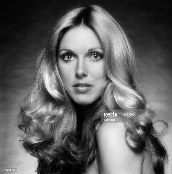 American former model and actress Alana Stewart on 8th September 1972