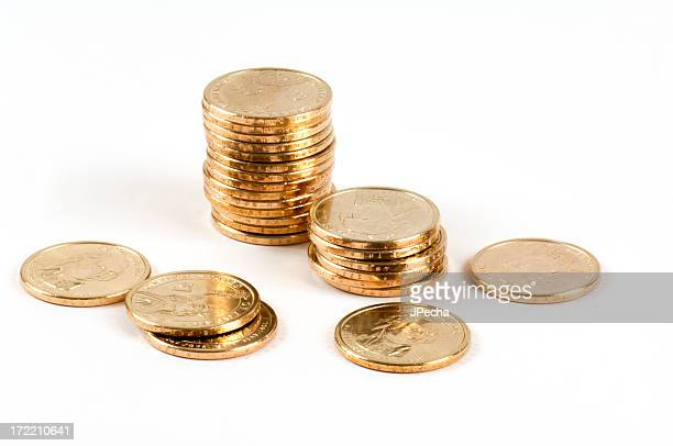 American Gold Dollar Coins