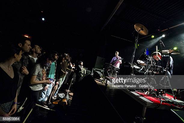 American Group Battles performs in concert at Quirinetta Thetare on March 30 2016 in Rome Italy