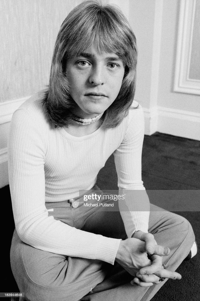 American guitarist Rick Derringer, of The Edgar Winter Group, London, 19th July 1973.
