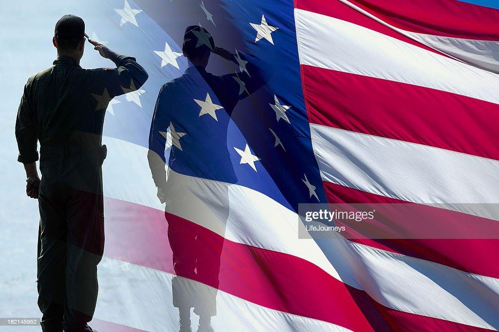 American Heroes II : Stock Photo