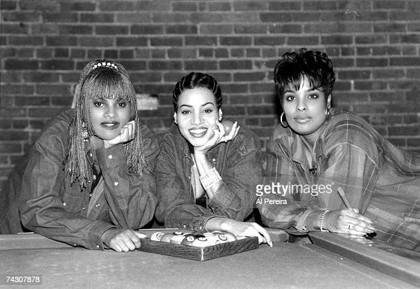 Photo of Salt n Pepa Photo by Al Pereira/Michael Ochs Archives/Getty Images