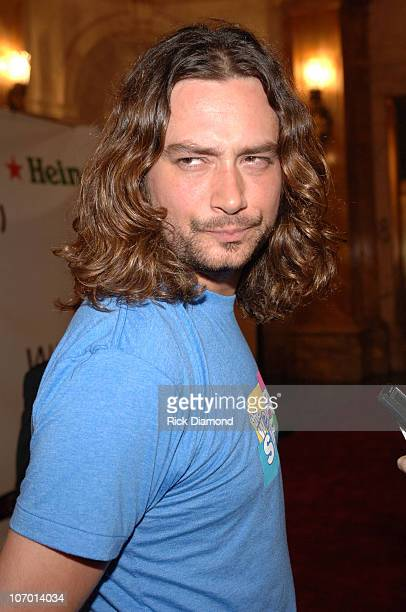 American Idol Constantine Maroulis during 2006 MTV Video Music Awards Dripping in Whiteflashcom Diamonds PreVMA Party Hosted by Ciara and Missy...