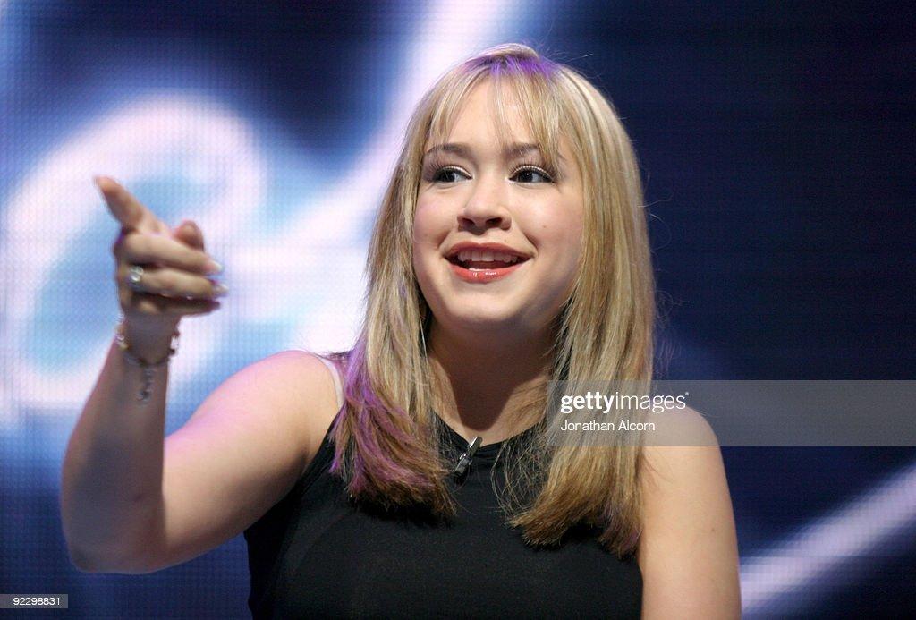 American Idol finalist Diana DeGarmo