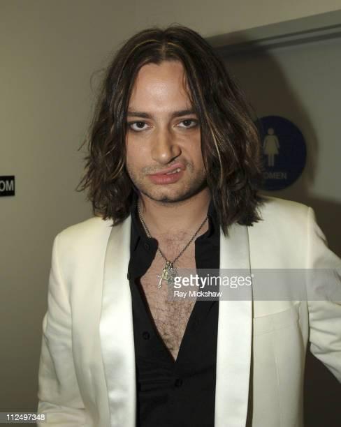 'American Idol' Season 4 Top 7 Finalist Constantine Maroulis from New York City New York