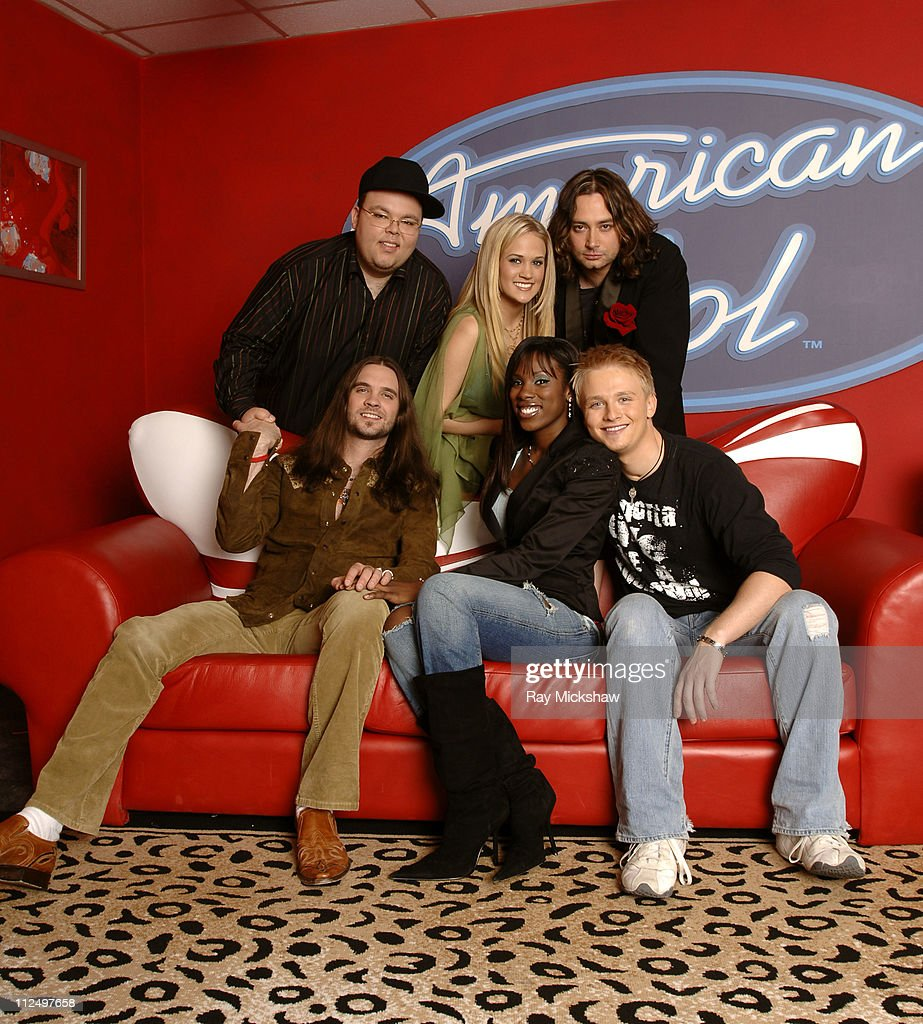 """American Idol"" Season 4 - Results Show - April 20, 2005"