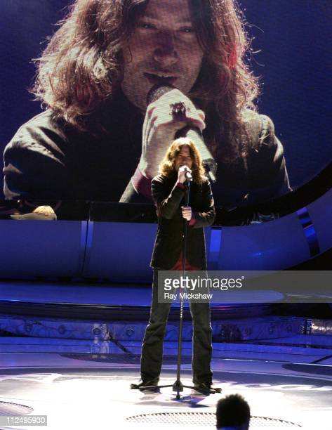 'American Idol' Season 4 Top 8 Finalist Constantine Maroulis from New York City New York