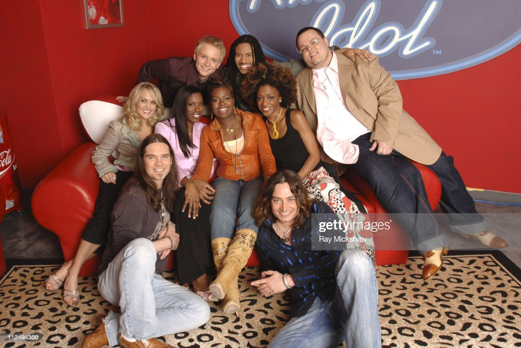 """American Idol"" Season 4 - Results Show - April 6, 2005"