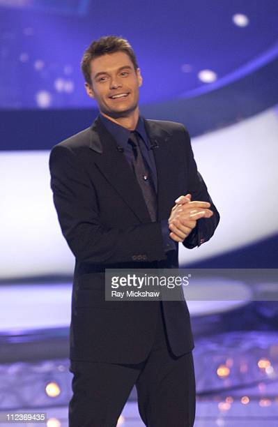 'American Idol' Season 5 Ryan Seacrest host *EXCLUSIVE*