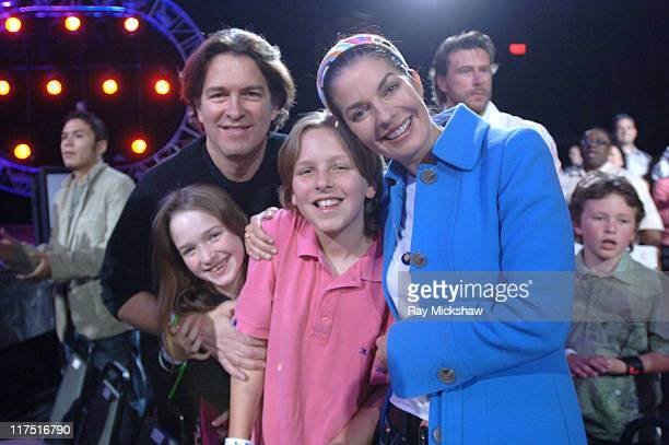 'American Idol' Season 5 Sela Ward and guests *EXCLUSIVE*