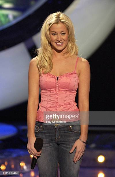 'American Idol' Season 5 Top 10 Finalist Kellie Pickler of Albemarle North Carolina *EXCLUSIVE*