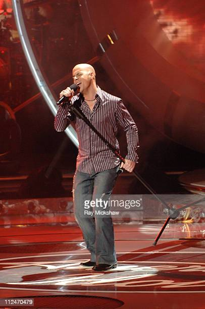 'American Idol' Season 5 Top 12 Finalist Chris Daughtry from McLeansville North Carolina *EXCLUSIVE*