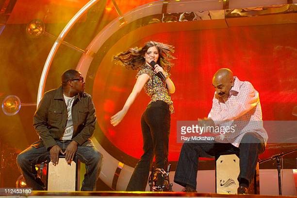 'American Idol' Season 5 Top 2 Finalist Katharine McPhee from Sherman Oaks California *EXCLUSIVE*
