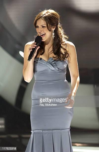 'American Idol' Season 5 Top 2 Finalist Katharine McPhee from Sherman Oaks California *EXCLUSIVE*