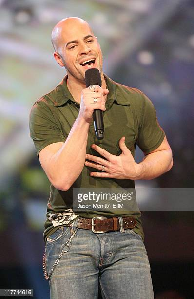 'American Idol' Season 5 Top 20 Finalist Chris Daughtry from McLeansville North Carolina *EXCLUSIVE*