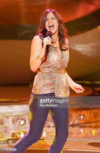 'American Idol' Season 5 Top 3 Finalist Katharine McPhee from Sherman Oaks California *EXCLUSIVE*