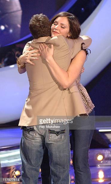'American Idol' Season 5 Top 3 Finalists Elliott Yamin from Richmond Virginia and Katharine McPhee from Sherman Oaks California *EXCLUSIVE*