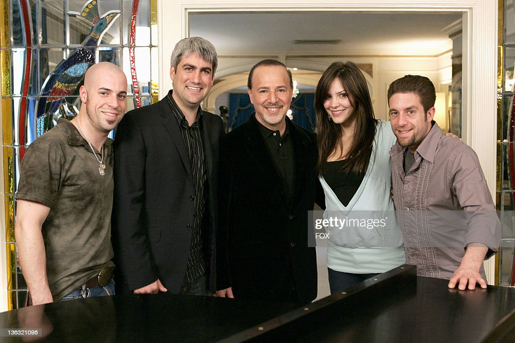 """American Idol"" Season 5 -Top 4 Contestants Visit Graceland"