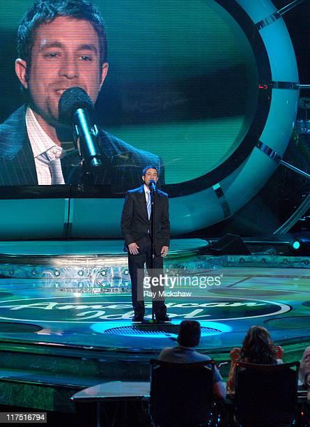 'American Idol' Season 5 Top 6 Finalist Elliott Yamin from Richmond Virginia *EXCLUSIVE*