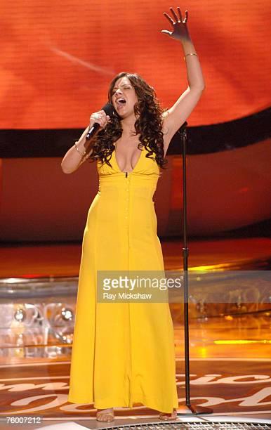 'American Idol' Season 5 Top 6 Finalist Katharine McPhee from Sherman Oaks California *EXCLUSIVE*