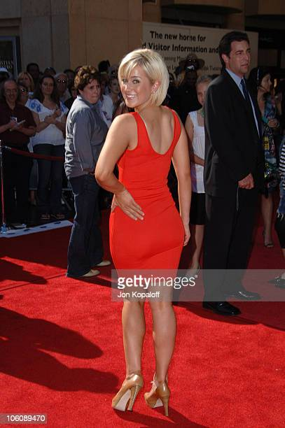 'American Idol' Season 5 Top 6 Finalist Kellie Pickler of Albemarle North Carolina
