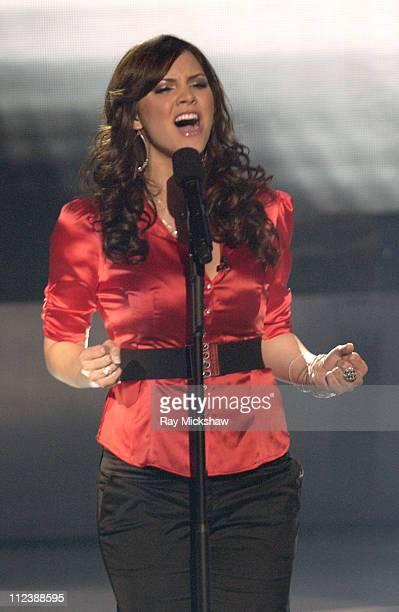 'American Idol' Season 5 Top 8 Finalist Katharine McPhee from Sherman Oaks California *EXCLUSIVE*