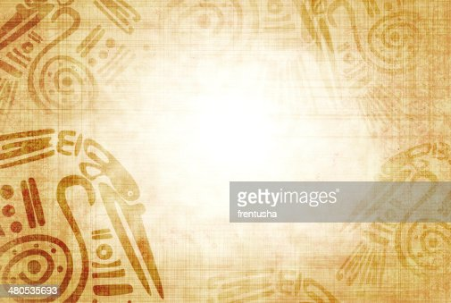 American Indian traditional patterns : Stock Photo