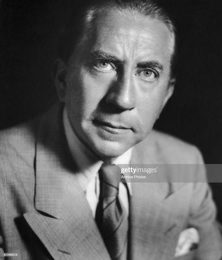 American industrialist billionaire <a gi-track='captionPersonalityLinkClicked' href=/galleries/search?phrase=J.+Paul+Getty&family=editorial&specificpeople=1425458 ng-click='$event.stopPropagation()'>J. Paul Getty</a> (1892 - 1976), circa 1935.