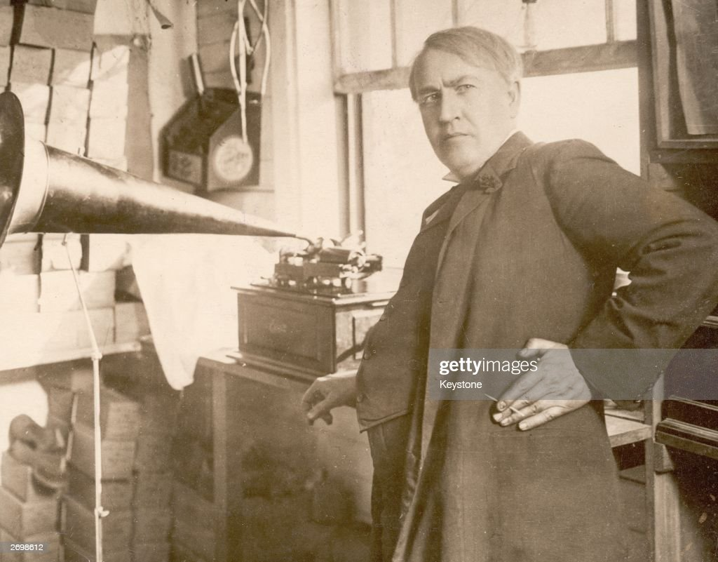 """the inventions of thomas edison Edison stayed in boston for a while and used his salesmanship skills to convince investors to finance his inventions in 1869, he patented the electrical vote recorder another one of his earliest successful inventions was an improvisation of the """"stock ticker"""" which received up-to-date stock price information from the stock."""