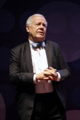 American investor and financial commentator Jim Rogers speaks during the China HiTech Forum 2011 at Shenzhen Convention and Exhibition Center on...