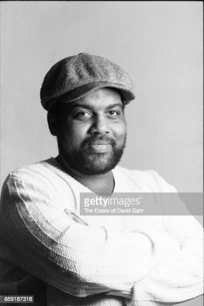 American jazz alto saxophonist and composer Arthur Blythe poses for a portrait on October 6 1980 in New York City New York