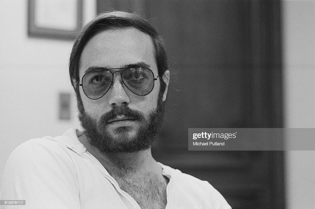 American jazz guitarist Al Di Meola New York May 1978