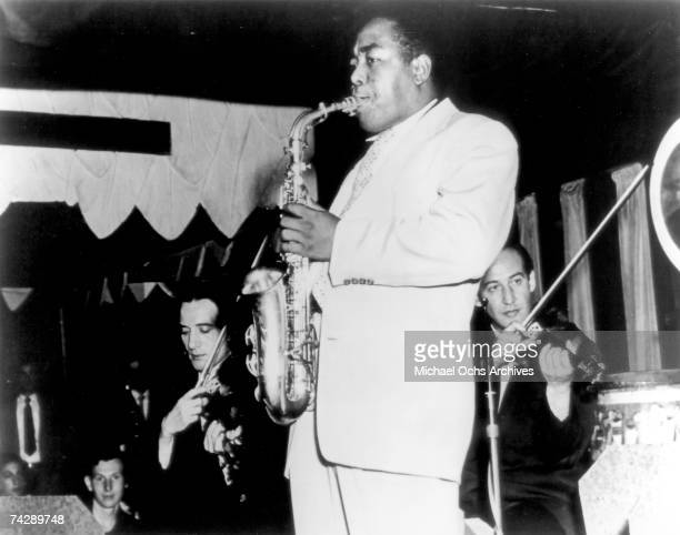 Photo of Charlie Parker Photo by Michael Ochs Archives/Getty Images