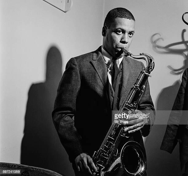 American jazz saxophonist Wayne Shorter circa 1960