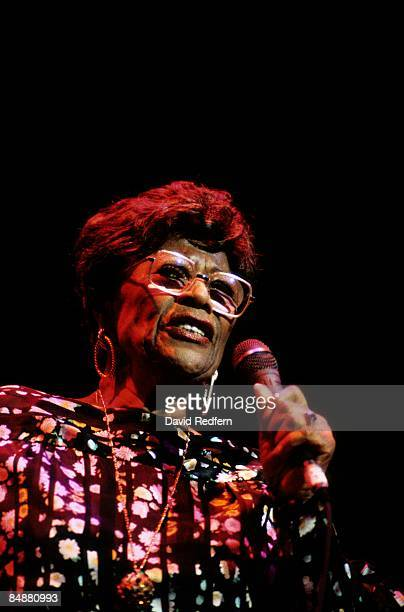 Photo of Ella FITZGERALD performing live onstage