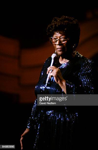 Photo of Ella FITZGERALD performing on TV show