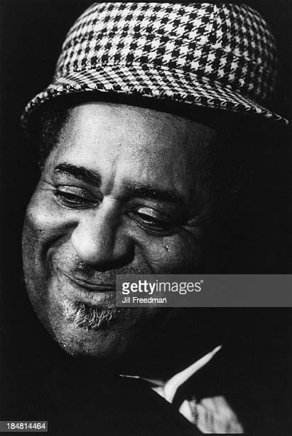 American jazz trumpeter bandleader and composer Dizzy Gillespie 1981