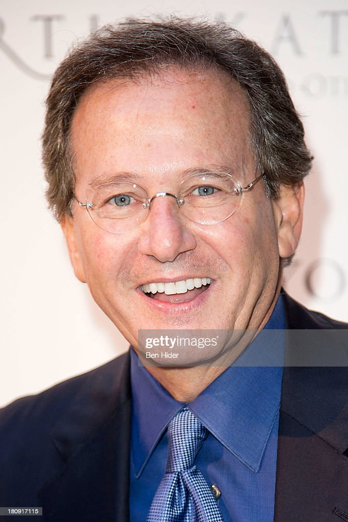 American Jewelry Designer Martin Katz attends the New York Palace's unveiling celebration on September 17, 2013 in New York City.