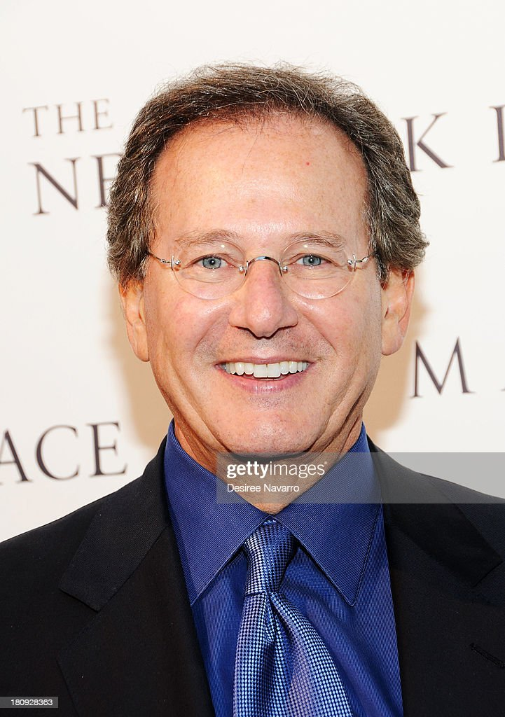 American Jewelry Designer Martin Katz attends The New York Palace's unveiling celebration at The New York Palace Hotel on September 17, 2013 in New York City.
