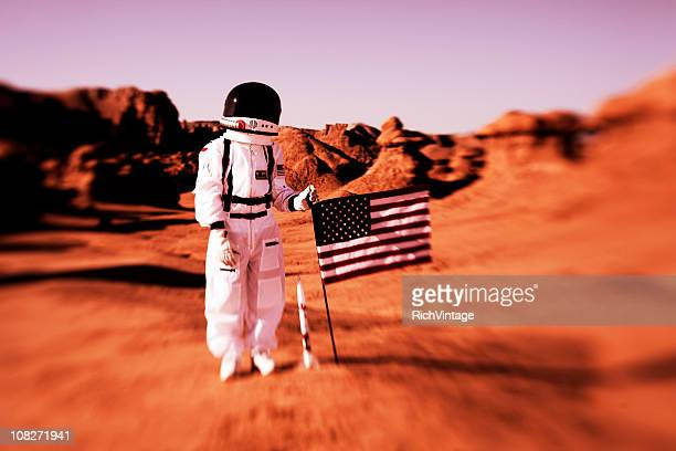 American Kid Astronaut