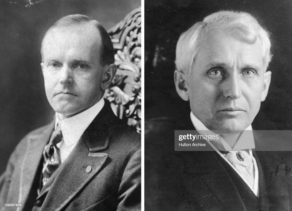 American lawyer and politician Frank B. Kellogg (1856 - 1937), circa 1911.